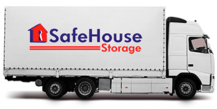Trucking Service by Safehouse Storage